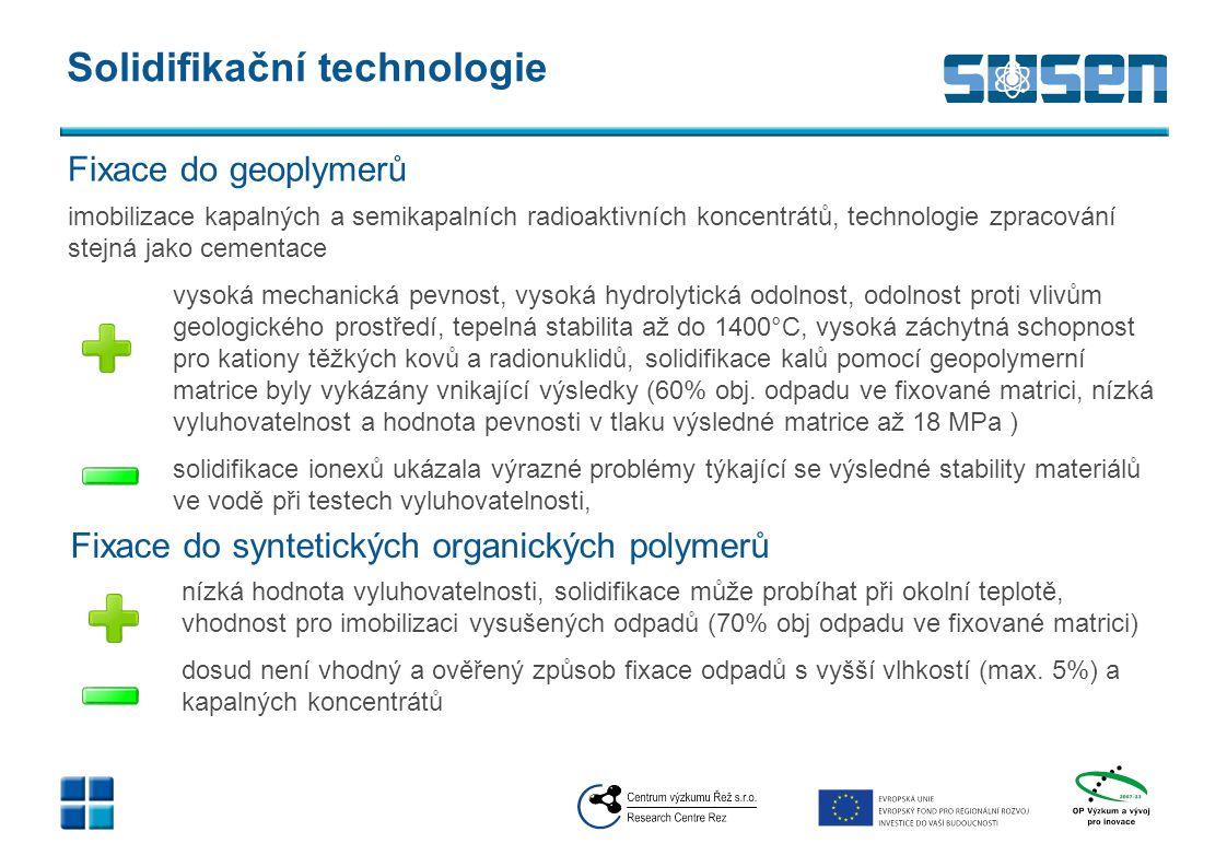 Struktura projektu SUSEN a JPC program