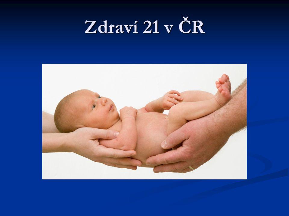 Zdraví 21 v ČR