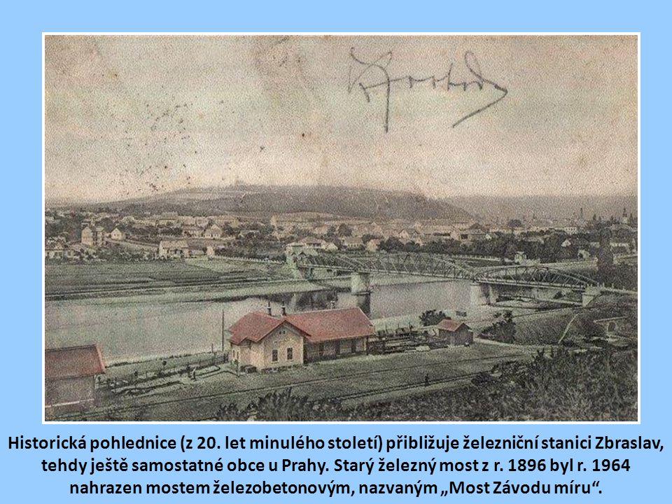 Historická pohlednice (z 20
