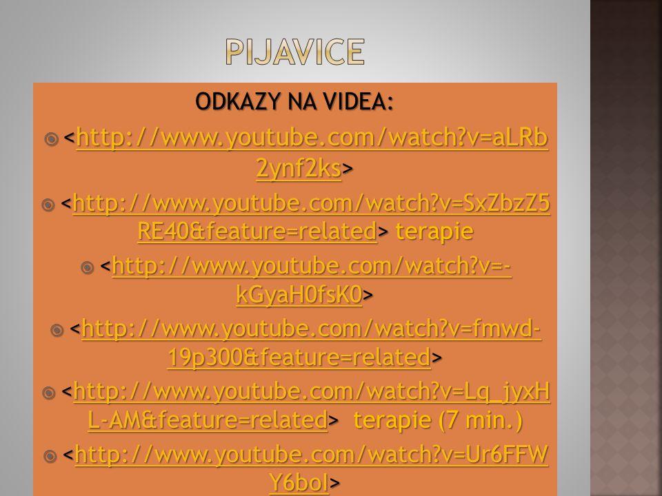 pijavice <http://www.youtube.com/watch v=aLRb 2ynf2ks>