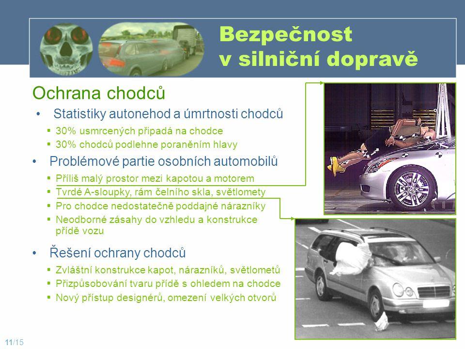 Bezpečnost v silniční dopravě