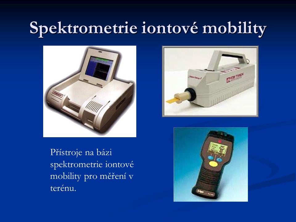Spektrometrie iontové mobility