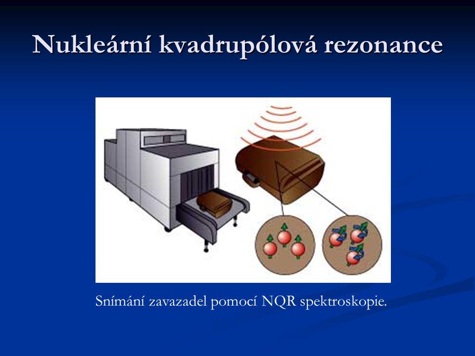 Nukleární kvadrupólová rezonance