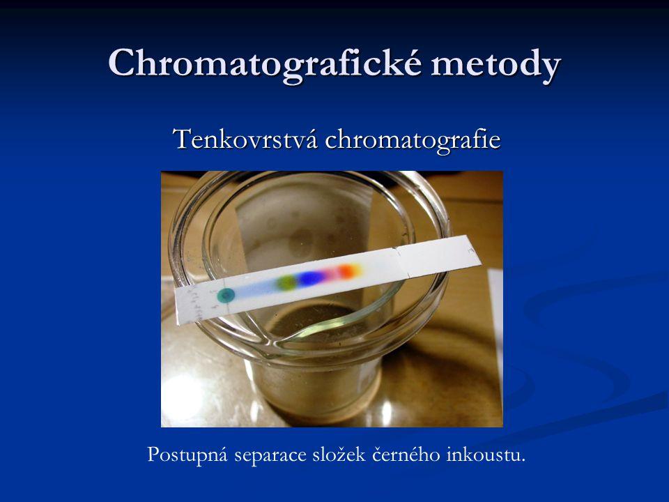 Chromatografické metody