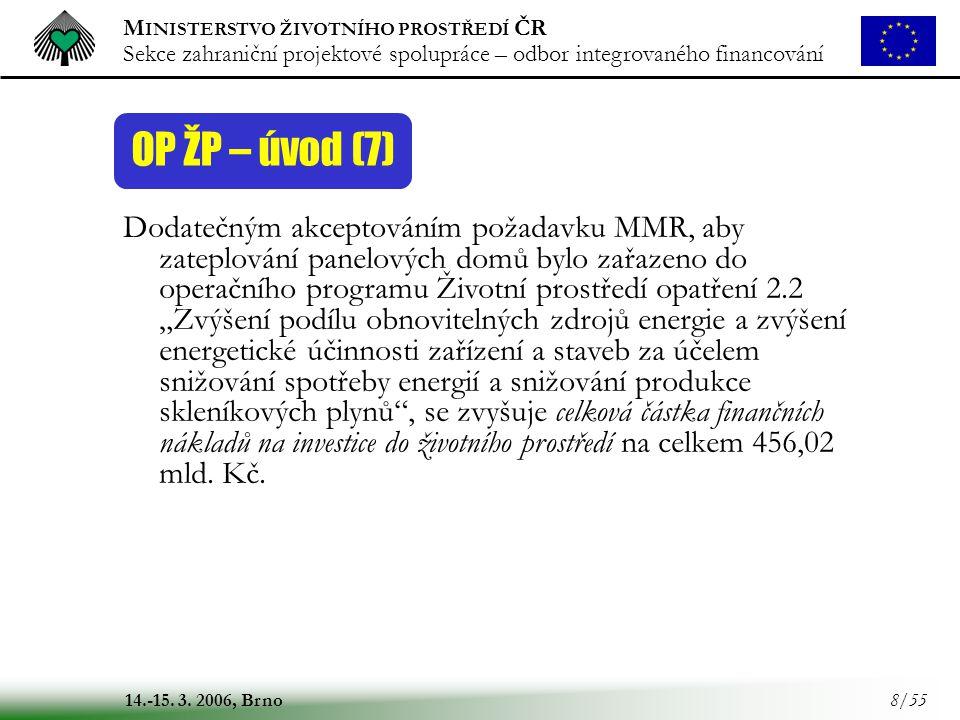 OP ŽP – úvod (7)
