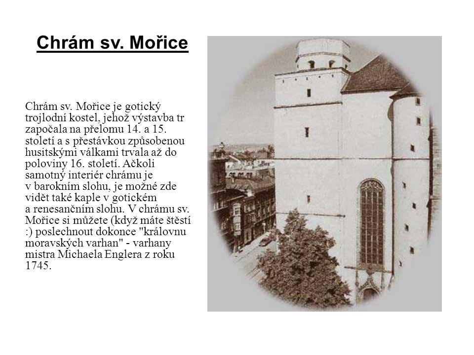Chrám sv. Mořice