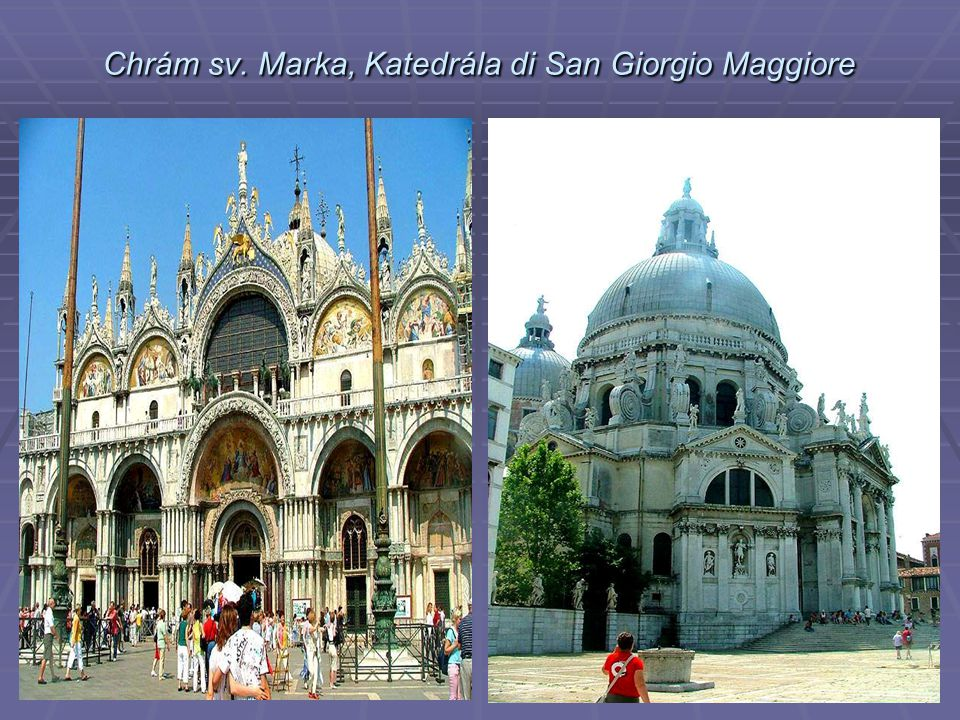 Chrám sv. Marka, Katedrála di San Giorgio Maggiore