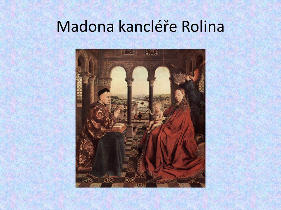 Madona kancléře Rolina