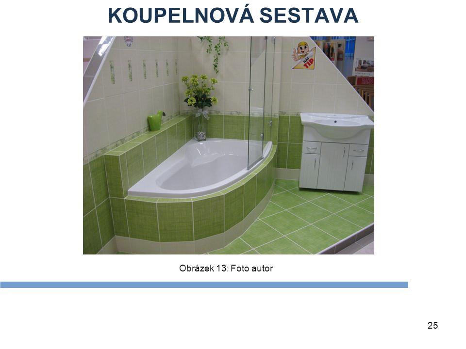 KOUPELNOVÁ SESTAVA Obrázek 13: Foto autor Zdroje Textová stránka
