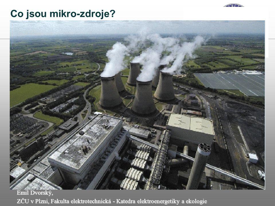 Co jsou mikro-zdroje
