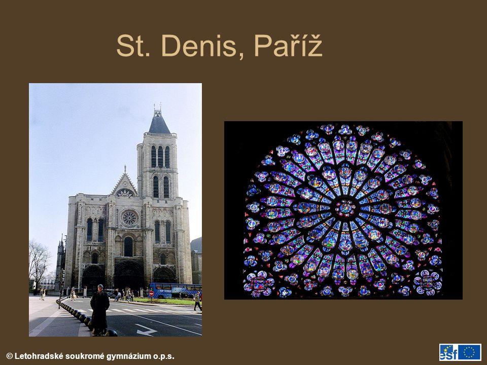 St. Denis, Paříž