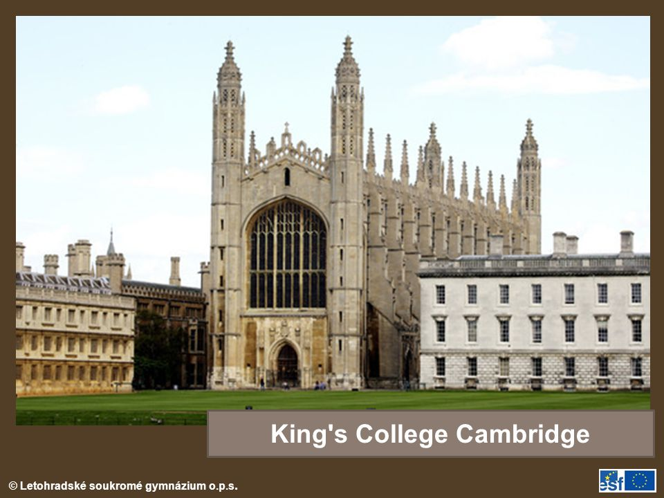 King s College Cambridge