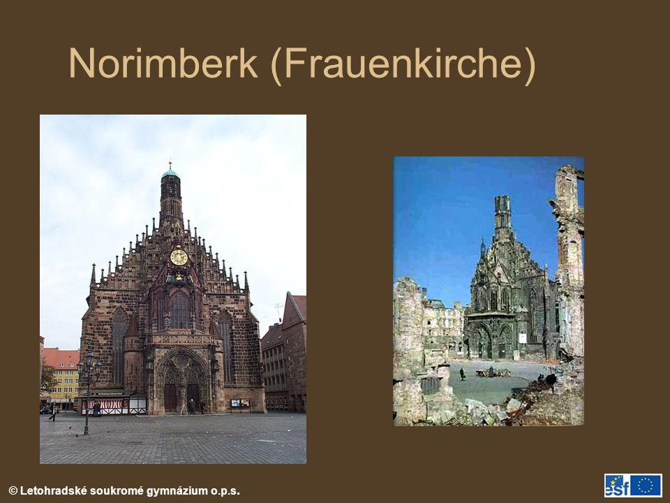 Norimberk (Frauenkirche)