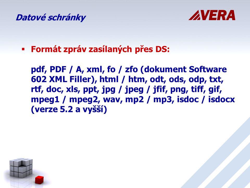 Datové schránky