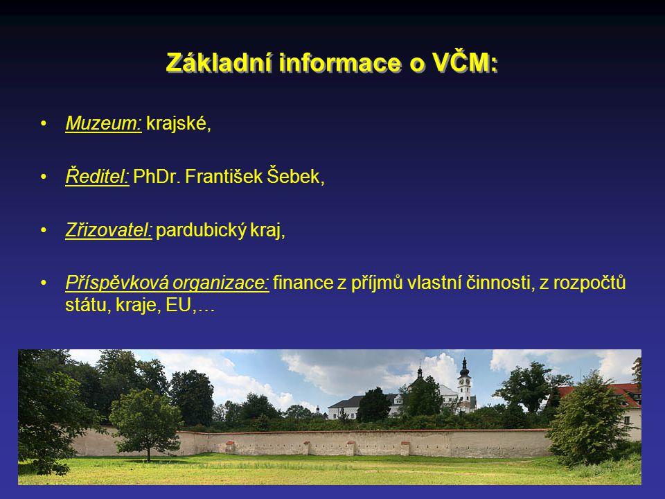 Základní informace o VČM: