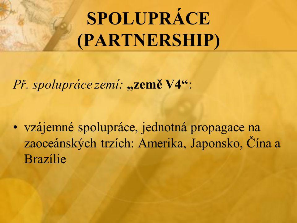SPOLUPRÁCE (PARTNERSHIP)