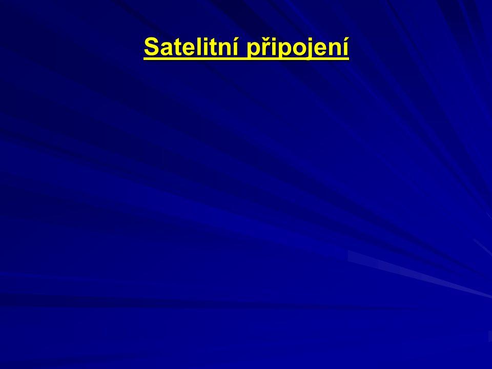 Satelitní připojení