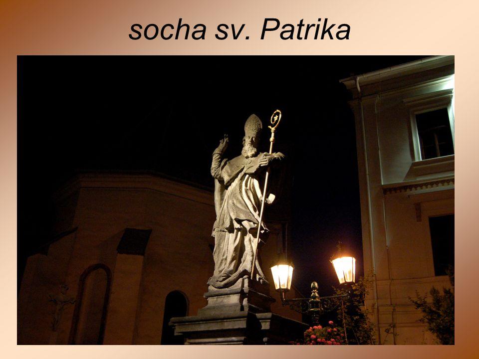 socha sv. Patrika