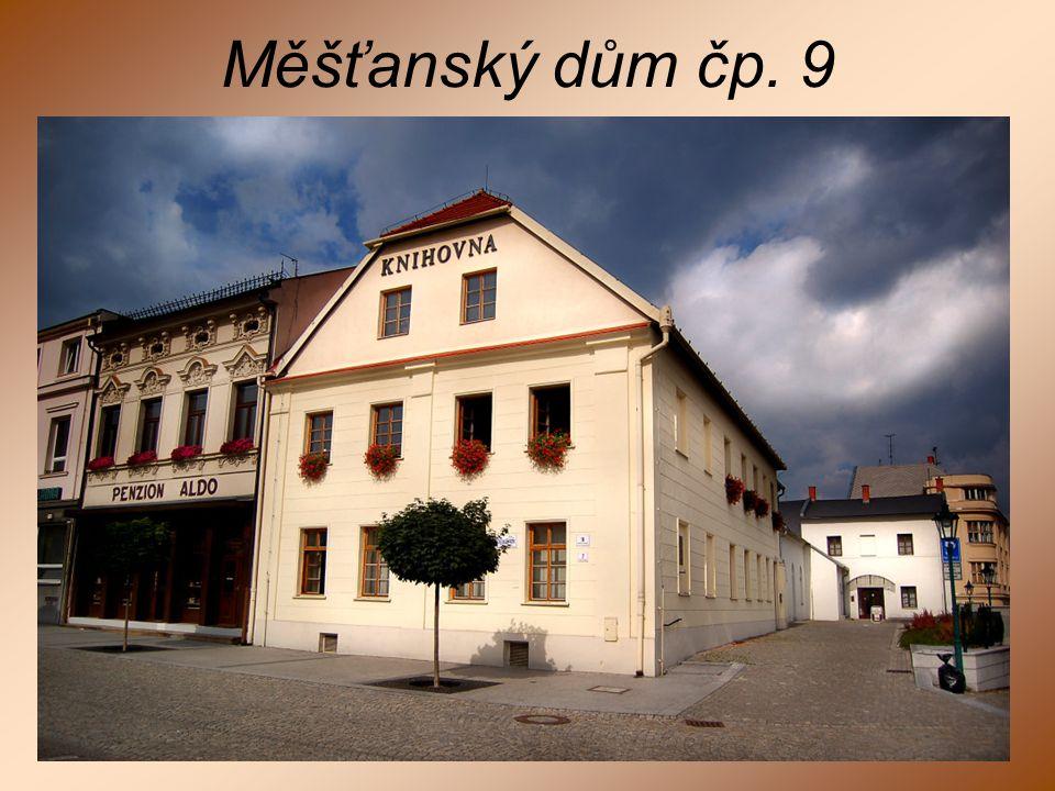 Měšťanský dům čp. 9