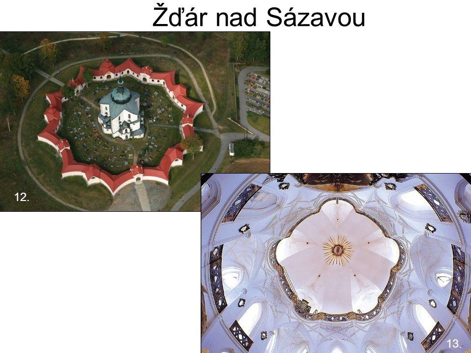 Žďár nad Sázavou 12. 13.