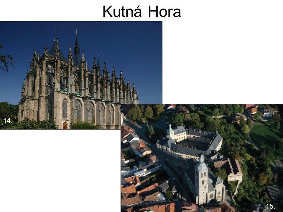 Kutná Hora 14. 15. 14.