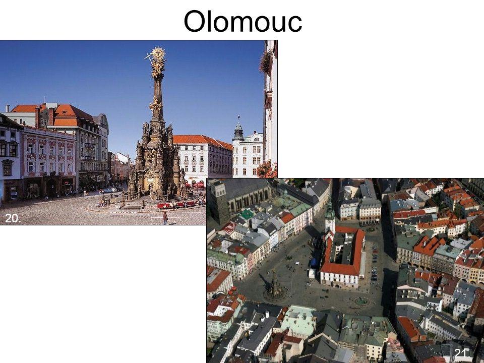 Olomouc 20. 21.
