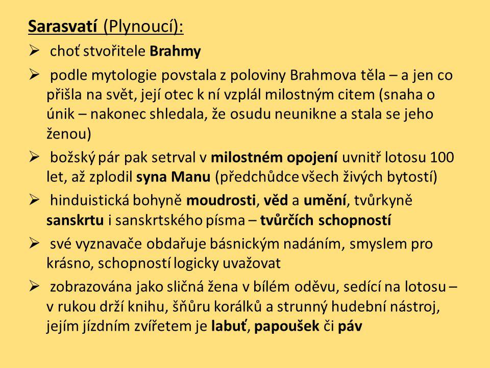 Sarasvatí (Plynoucí):