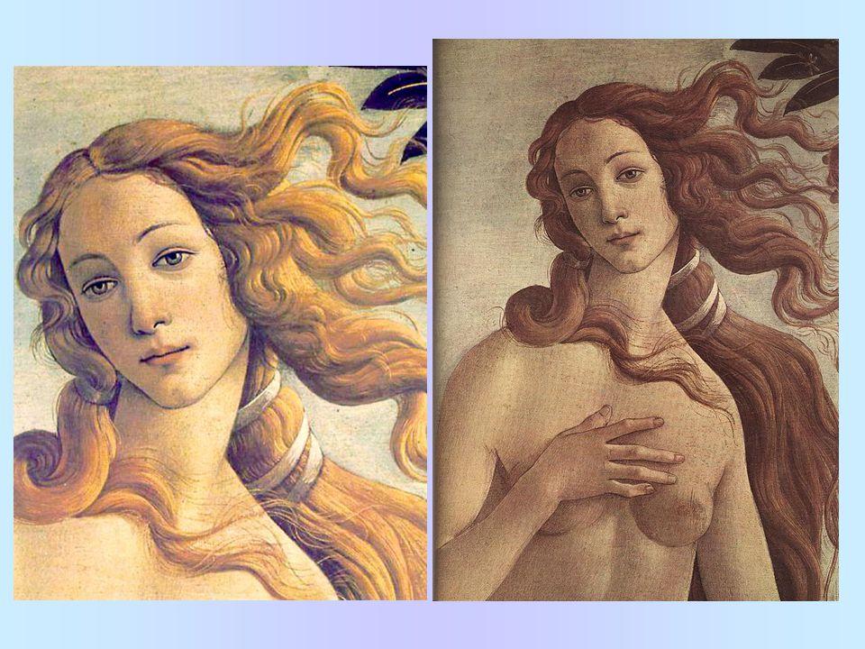 Zrození Venuše: detaily
