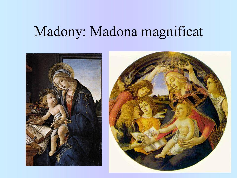 Madony: Madona magnificat