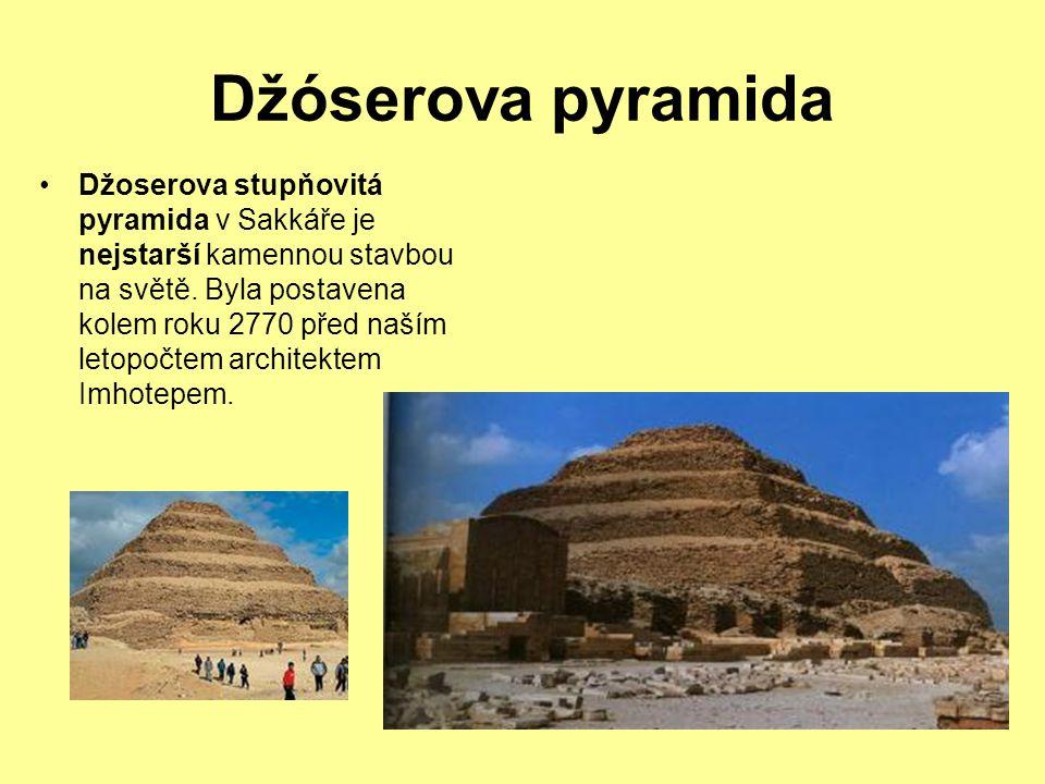 Džóserova pyramida