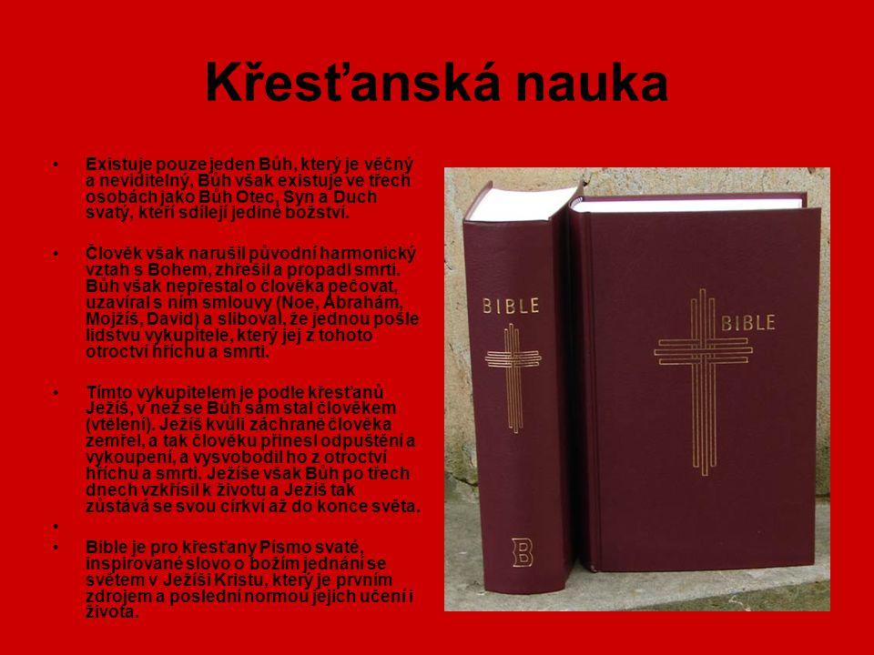 Křesťanská nauka
