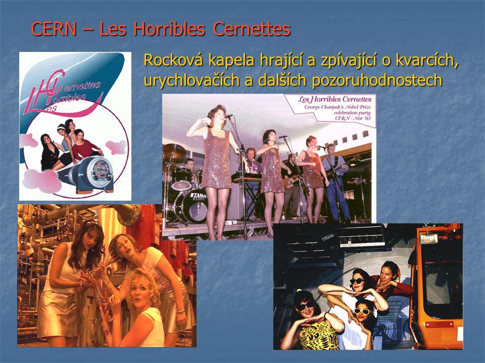 CERN – Les Horribles Cernettes
