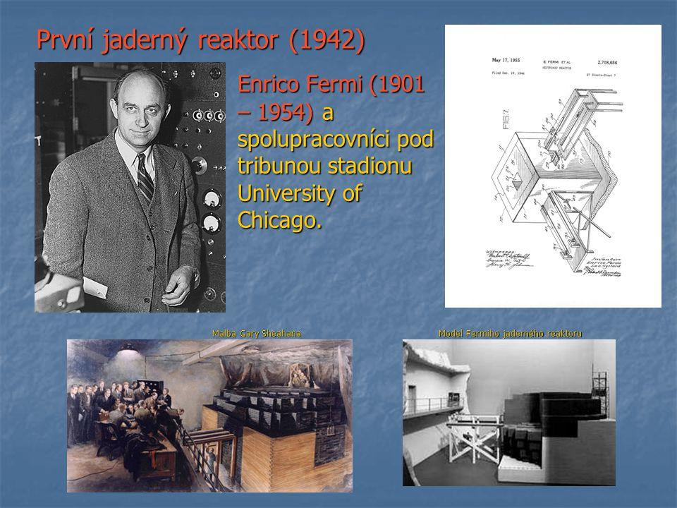První jaderný reaktor (1942)