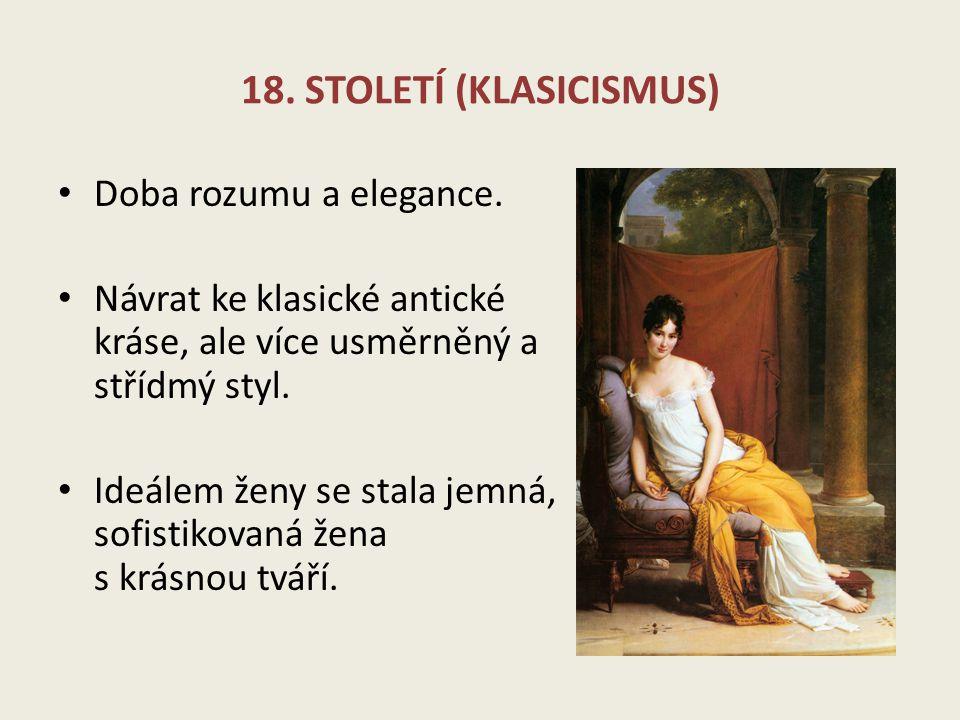 18. Století (klasicismus)