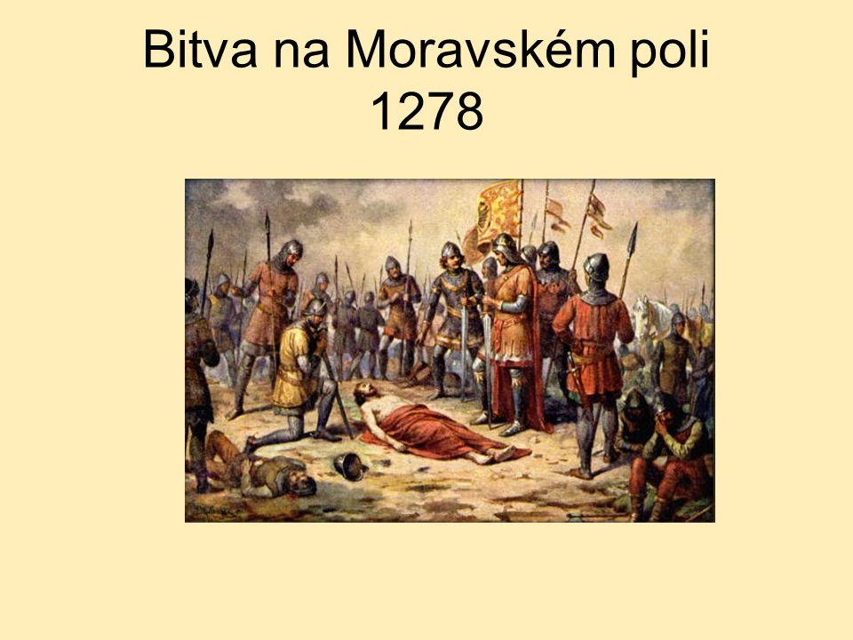 Bitva na Moravském poli 1278