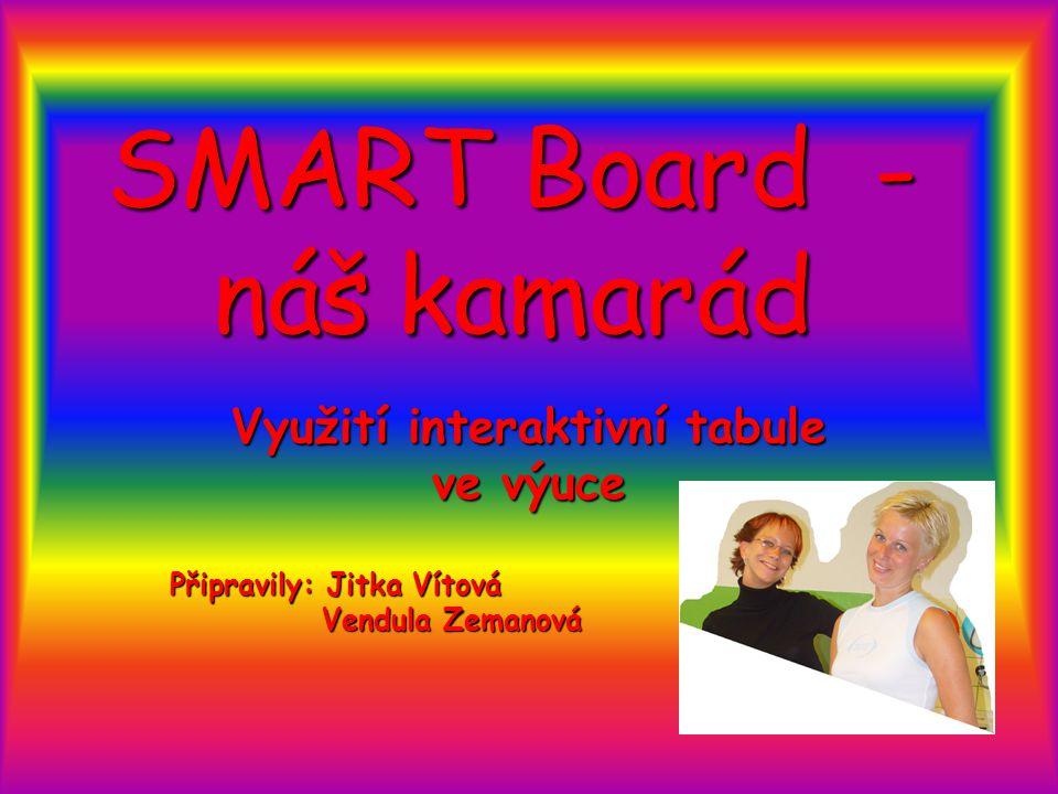 SMART Board - náš kamarád
