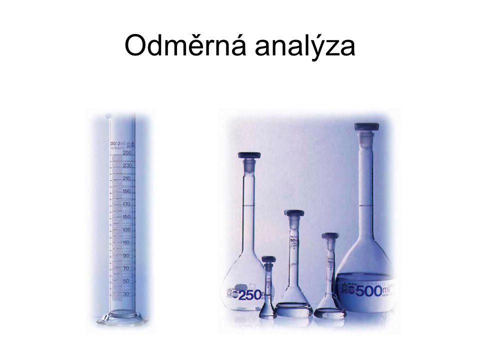 Odměrná analýza