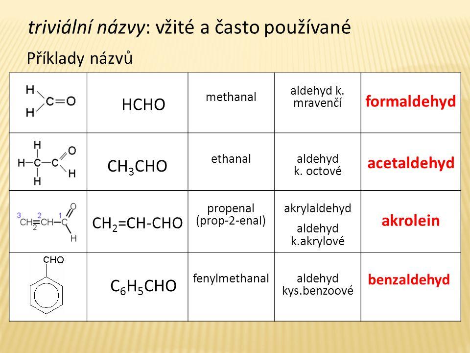 propenal (prop-2-enal)