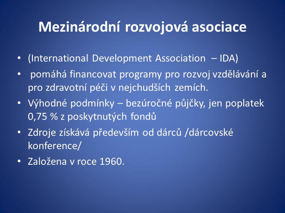 Mezinárodní rozvojová asociace