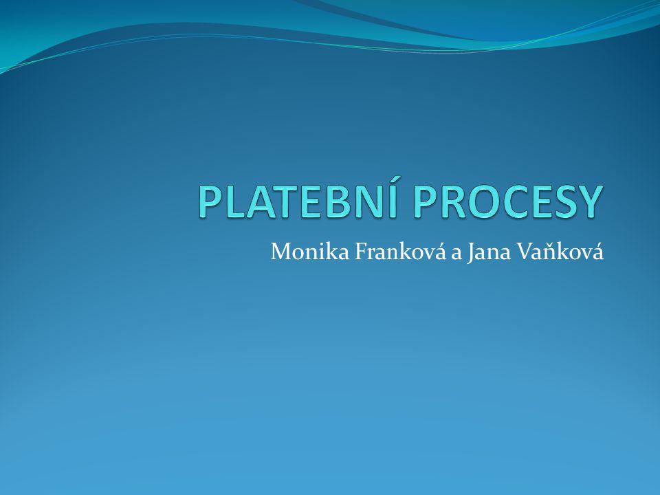 Monika Franková a Jana Vaňková