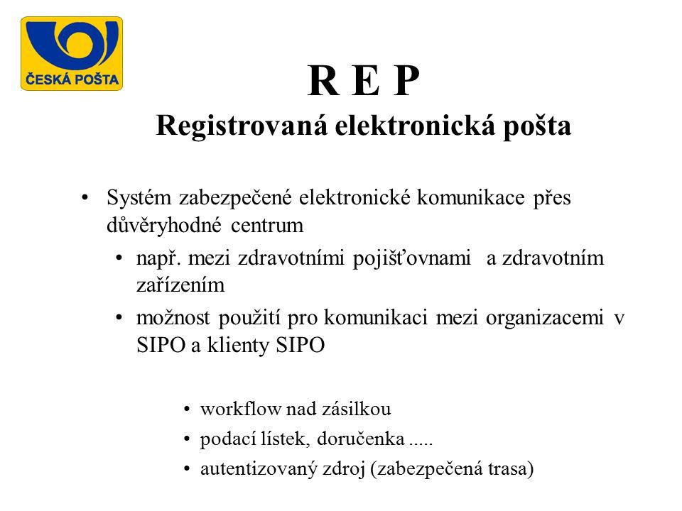 Registrovaná elektronická pošta