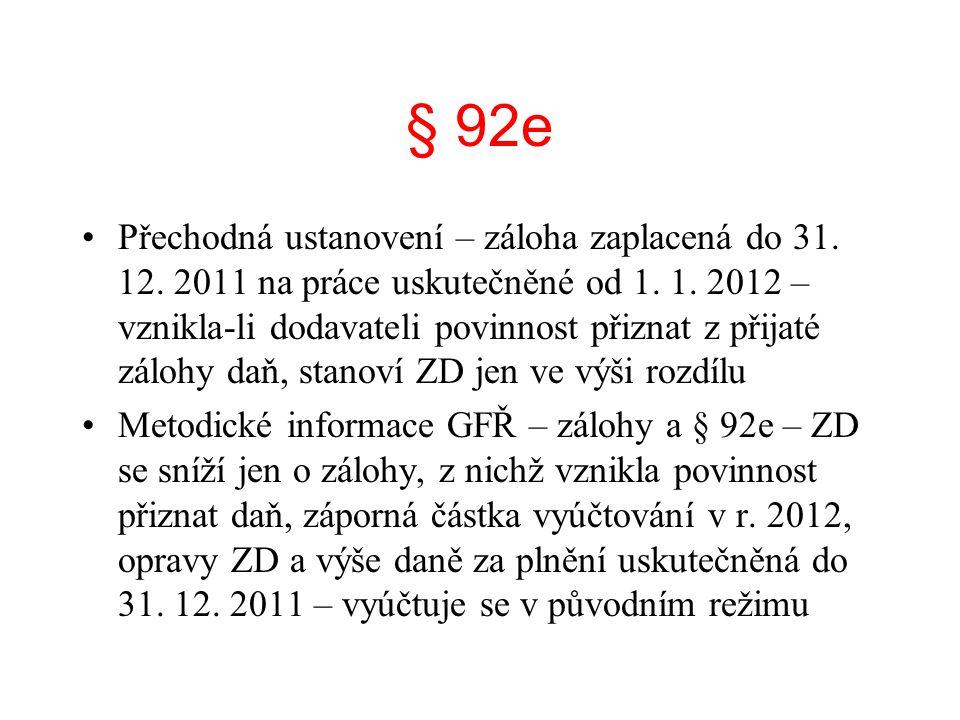 § 92e