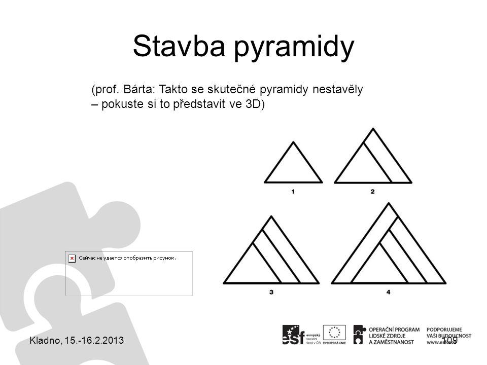 Stavba pyramidy (prof. Bárta: Takto se skutečné pyramidy nestavěly – pokuste si to představit ve 3D)