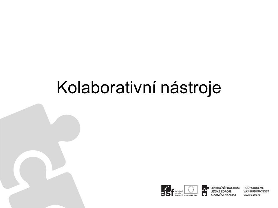 Kolaborativní nástroje