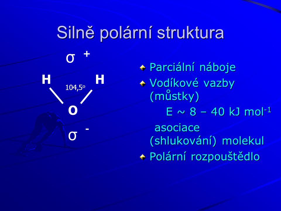 Silně polární struktura