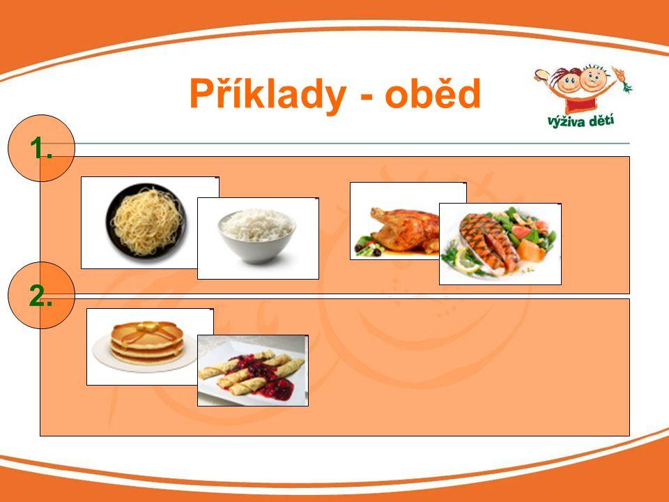 Příklady - oběd 1. 2.