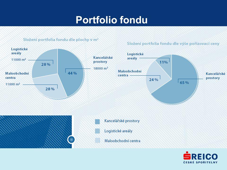 Portfolio fondu