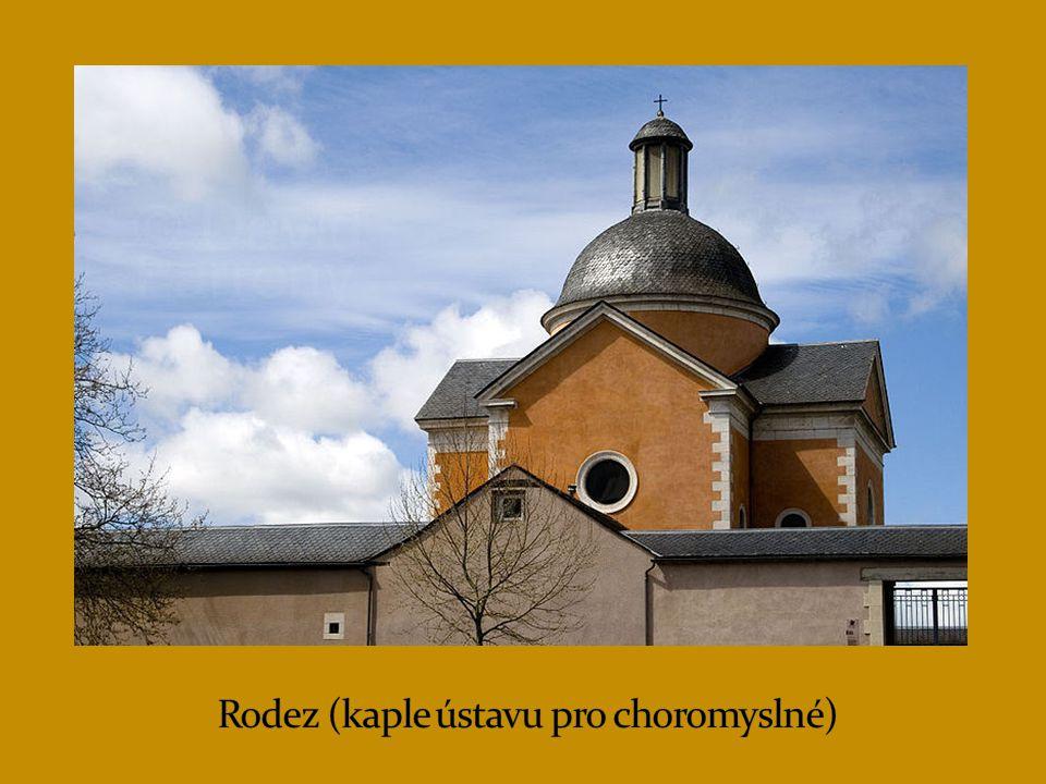 Rodez (kaple ústavu pro choromyslné)