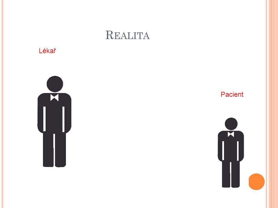 Realita Lékař Pacient