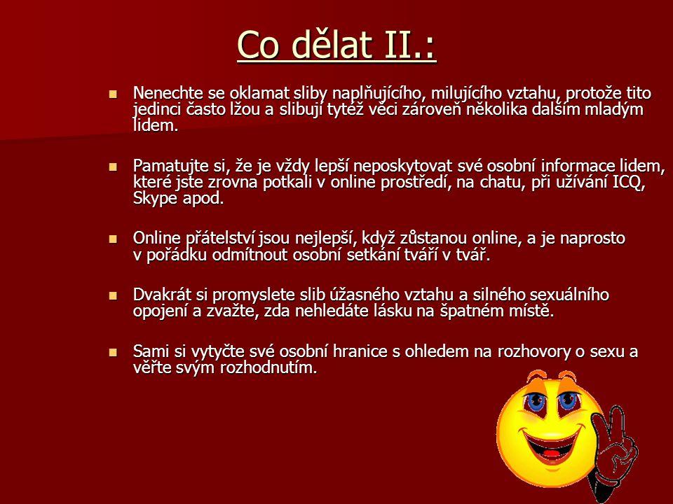 Co dělat II.: